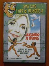 Jugando a papás [DVD] Joaquín Coll Espona, José Luis López Vázquez ¡¡NUEVO!!