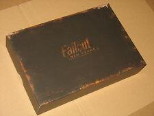 Fallout New Vegas Collectors Edition Box Leer / Empty