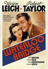 Waterloo Bridge (2009, REGION 1 DVD New)