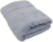 """Azul Algodón Egipcio Toalla Facial Toallita de baño 600gsm 11"""" - 29cm"""