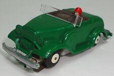 Atlas 1280 British Racing Green 1930 Ford Touring 187 Ho Scale Motoring Slot Car