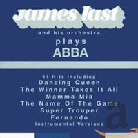James Last and his Orchestra Plays Abba, , Very Good, Audio CD