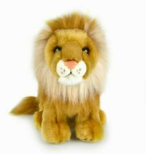 LIL FRIENDS LION PLUSH SOFT TOY 18CM STUFFED ANIMAL BY KORIMCO