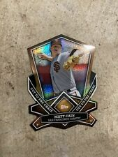 2013 Topps Cut To The Chase Insert #CTC-17 Matt Cain San Francisco Giants