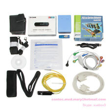 CONTEC8000S 12 lead Stress ECG Analysis System,software,exercise equipment,NEW