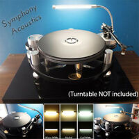 Turntable Record Player LED Lamp Light HiFI+ fits Michell Pro-Ject Rega Technics