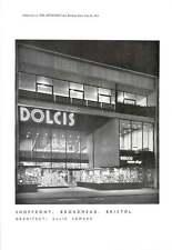1953 Shopfront, Broadmead, Bristol : Ellis E Somake