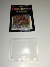 Lite Brite 240 Refill Pegs Milton Bradley 1995 #4781