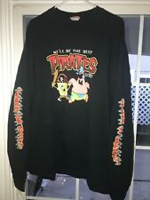 Vtg 2003 Nickelodeon PATRICK Spongebob Squarepants Best Pirate Graphic T Shirt