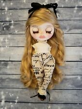 Neo Blythe jumpsuit, hand made blythe outfit
