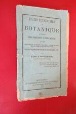 Traité élémentaire de botanique à usage des Maisons d'éducation PROVANCHER 1858