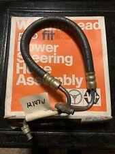 1971-72 Pontiac Firebird 8 Cyl Tempest GTO Ventura Power Steering Pressure Hose
