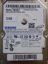 160 GB Samsung hm160ji/2007.11/PCB: m60s Rev 02 #148