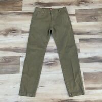 Levi's XX Chino Standard Taper British Khaki Tan Levis Mens Pants 29 X 30