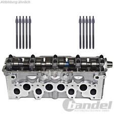 AMC ZYLINDERKOPF vormontiert + SCHRAUBEN AUDI 80  VW GOLF 1+2 T3 PASSAT 1.6 TD