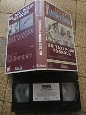 Un taxi pour Tobrouk de Denys De La Patellière avec Lino Ventura, VHS, Aventure