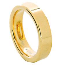 Modeschmuck-Ringe im Ehering-Stil ohne Stein für Damen