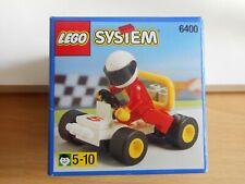Lego System Go Cart in Box (Lego nr: 6400)