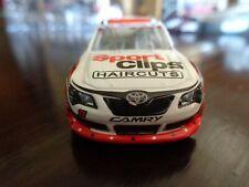 ELLIOTT SADLER # 11 SPORT CLIPS NASCAR SALUTES 2013 TOYOTA CAMRY ACTION 1/64 NEW