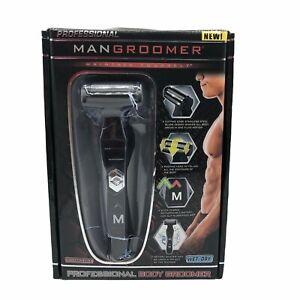 MANGROOMER 2.0 Professional Body Groomer, Ball Groomer & Body Trimmer NOB