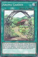 YU-GI-OH CARD: AROMA GARDEN - CORE-EN062 1ST EDITION