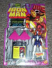 "SPIDER-WOMAN Ironman Series 5"" Action Figure Marvel TOY BIZ"
