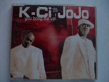 K-Ci & JoJo YOU BRING ME UP CD SINGLE 1997 MCA