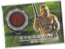Stargate SG-1 Season 8 (Eight) - C31 Teal'c - Christopher Judge Costume Card (A)