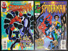 Spider-Man #76 & Peter Parker #4 (1997, Marvel) 1st App Crown & 1st as Hunger!