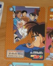 DETECTIVE CONAN PP CARDDASS CARD CARTE 28 MADE IN JAPAN 1996 **