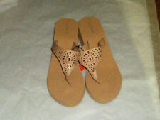West Loop sandals womens wedges summer vacation travel brand new L 9/10