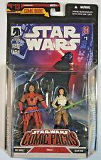Star Wars Comic 2-Pack Koffi Arana and Bultar Swan Star Wars Purge #1