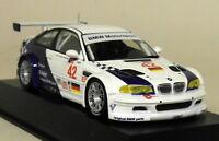 Minichamps 1/43 Scale 400 012142 BMW M3 ALMS Petit Le Mans 2001 #42 Diecast Car