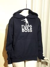Floss like a boss sweatshirt Size S