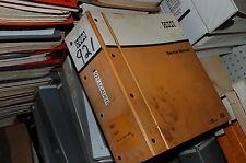 CASE 921 FRONT END WHEEL LOADER Repair Shop Service Parts Manual book overhaul