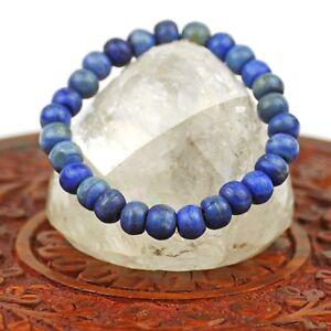Bracelet Blue Beads Lavender Lilac Powder Blue Nepal