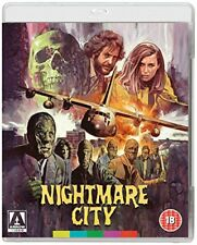 Nightmare City [Dual Format Blu-ray + DVD] (Blu-ray)