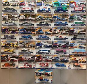 1:64 Hot Wheels Team Transport Car Culture FLF56 by Raceface-Modelcars