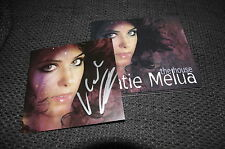 "KATIE MELUA signed Autogramm auf ""THE HOUSE"" CD InPerson LOOK"