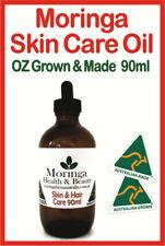 SKIN CARE MORINGA OIL - Cold Pressed Oil 90ml Certified Australian Grown & Made