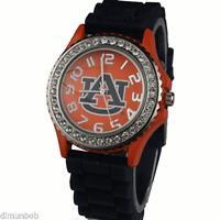 Auburn Tigers Collegiate Silicone Watch  Free Shipping!!!