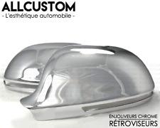 COQUILLE CHROME COUVRE RETROVISEURS pour AUDI A3 S3 A4 B8 A5 S5 A6 SLINE QUATTRO