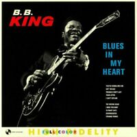 King, B.B. Blues in my Heart (180 Gram Vinyl Limited Edition) (New Vinyl)