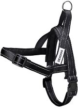 Pet control Dog Harness on/off Quick Fit Reflective walk Vest for small Dogs