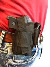 Hip holster For Ruger LCP 380 With Laser