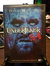 Pre-owned ~ WWE - Undertaker 15-0 & He Buries Them Alive (DVDs, 2008 & 2003)