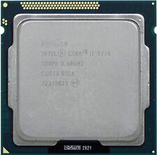 Processeur CPU Intel core i7 3770 3,4 Ghz socket 1155 SR0PK