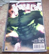 Incredible Hulk  # 36 vol 3 (Mar 2002, Marvel) doc samson