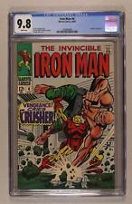 Iron Man #6 CGC 9.8 1968 1494060008