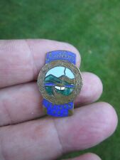 More details for butlins ireland 1952 enamel holiday badge by jewellery metal co dublin ex cond